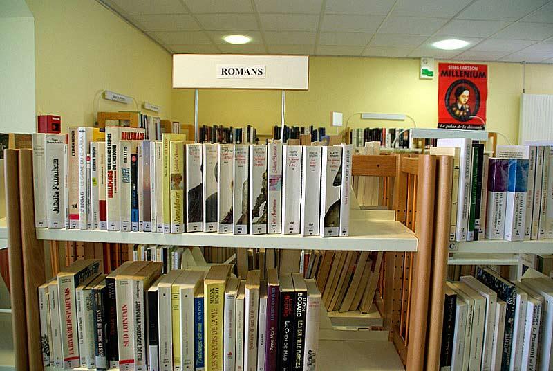 Bibliothèque de Baurech