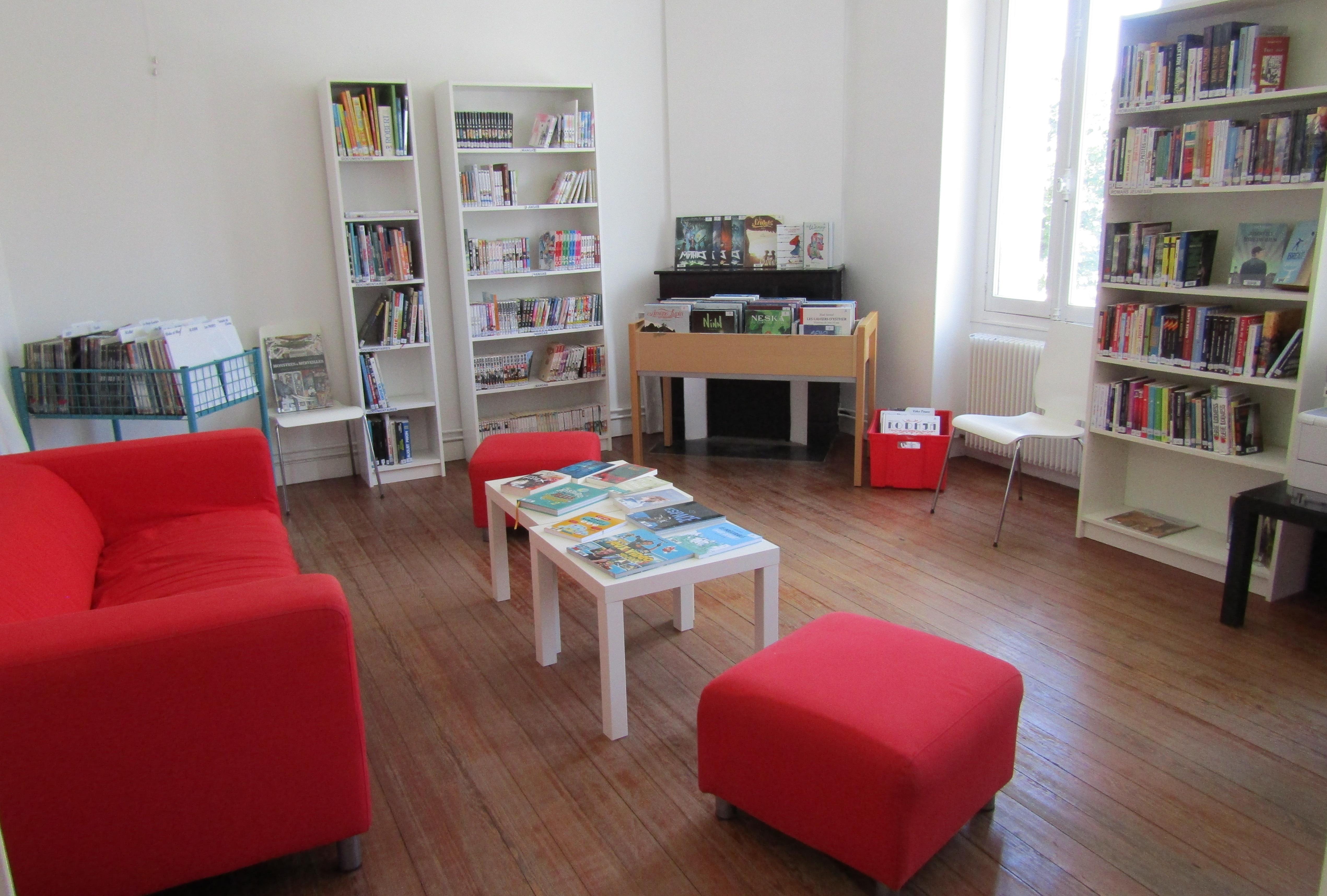 Bibliothèque de Quinsac